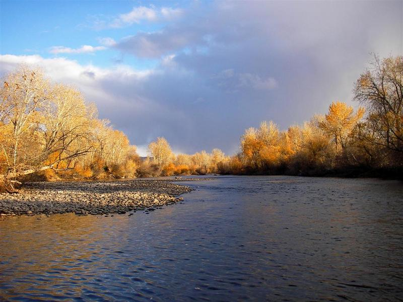 Boise River near Star Idaho