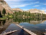Idaho Moutain Lake